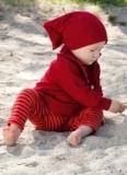 Кофты, джемперы и штаны для детей новорожденных из шерсти