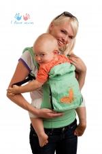 Слинг-рюкзаки I love mum