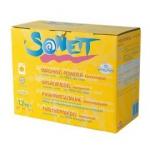 Мыльный порошок для стирки (концентрат) Sonett, 2,4 кг