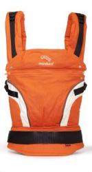 Эргономичный рюкзачок-переноска ManducaNewStyle Orange