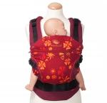 Эргономичный слинг-рюкзак Manduca limited ParadiseGlow (ограниченный выпуск)