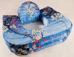 Комплект съемных чехлов к подушке для кормления двойни «Milk Rivers Twins»