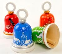 Новогодний набор колокольчиков