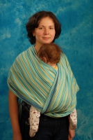 Слинг-шарф Girasol. Расцветка 24