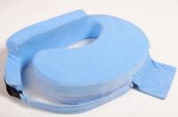 Подушка для кормления Milk Rivers Support (голубая)