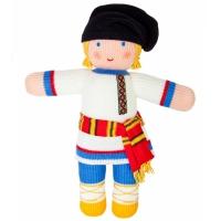 """Вязаная кукла """"Иванушка"""""""