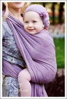 Слинг-шарф Ellevill Zara Lavender