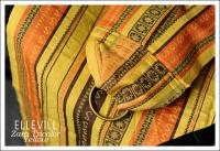 Слинг с кольцами Ellevill Zara Tricolor Yellow