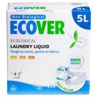 Эко жидкость для стирки в картонной упаковке Ecover 5л