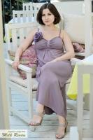 Платье Angelina's Voyage: аметист