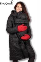 Зимняя слингокуртка Frogqueen Тэпла 3 в 1, твид