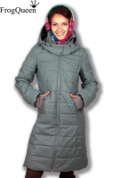 Зимняя слингокуртка Frogqueen Тэпла 3 в 1, ментол